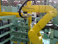 Assembly Line Robot Systems